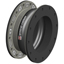 "12"" ID X 8"" FF Style 1015 economical single (1) wide arch rubber expansion joint"